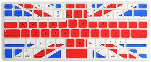 Keyboard Cover Skin for Mac Book Silicone13 Inch Mac Book Air and MacBook Pro 13