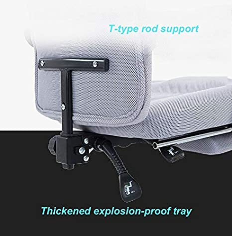 Amazon.com: FGSJEJ - Estructura de metal para silla de ...