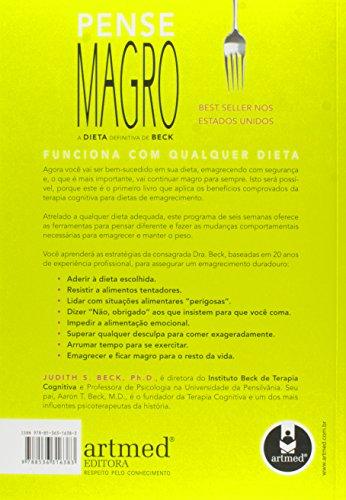 Pense Magro. A Dieta Definitiva de Beck