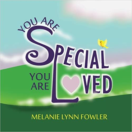 Book You Are Special - You Are Loved