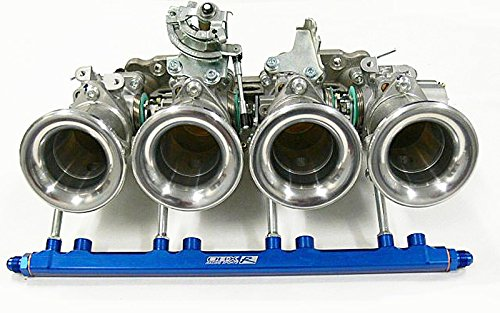 Individual Throttle Body - OBX Individual Throttle Body for 92-95 Honda Civic D16Z6 ITB