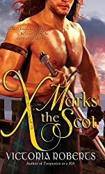 X Marks the Scot (Bad Boys of the Highlands Book 2)
