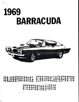 1969 plymouth barracuda electrical wiring diagrams schematicsimage unavailable image not available for colour 1969 plymouth barracuda electrical wiring diagrams