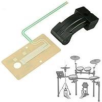 Pedal de actuador de sensor de hoja para tambor Roland FD-8 TD-1 Hi Hat Pedal Pieza de goma Circuito TD4 9 11 15 17…