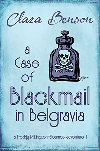 Blackmail Belgravia Freddy Pilkington Soames Adventure ebook product image