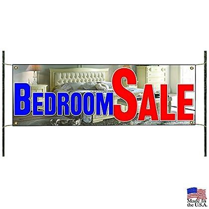 Image of Home and Kitchen Bedroom Sale Mansion Hotel Furniture Business Advertising Vinyl Banner Sign