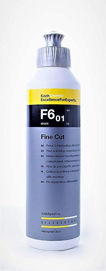 Koch Chemie Polishing Set Heavy Cut H9 01 250 Ml Abrasive Polish Fine Grinding Paste F6 01 P3 02 Micro Finish With Master Carline Microfibre Cloth Red Yellow Green Auto