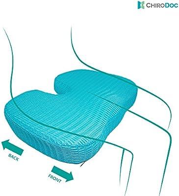 Amazon.com: chirodoc – Cubierta transpirable y ergonómico ...