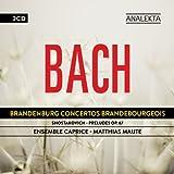 Bach: Brandenburg Concertos / Shostakovich: Preludes, Op. 87