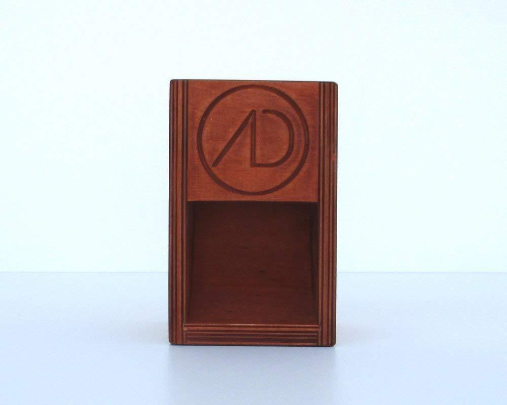 sKupy, cassa amplificatore altoparlante naturale in legno per smartphone, versione multicolore