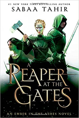 Image result for a reaper at the gates
