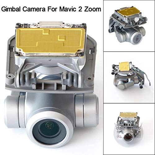 Weite Professional Premium Repair Parts Replacement HD Gimbal Camera Assembly for DJI Mavic 2 Zoom (Silver) by Weite (Image #5)