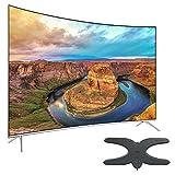 "Samsung UN65KS8500 65"" Class KS8500 8-Series Curved 4K SUHD TV with Mohu Sky 60 HDTV Outdoor Antenna"