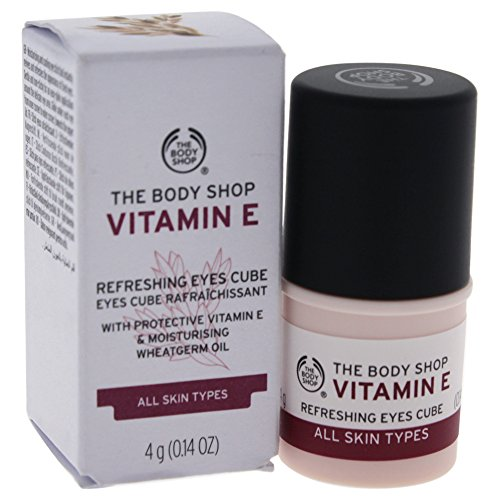 The Body Shop Vitamin E Eyes Cube, 4 Gram (Packaging May Vary) by The Body Shop