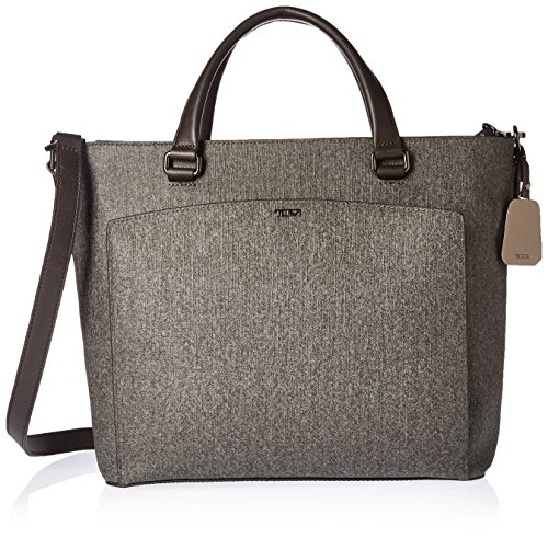 Tumi Sinclair Small Camila Tote, Earl Grey