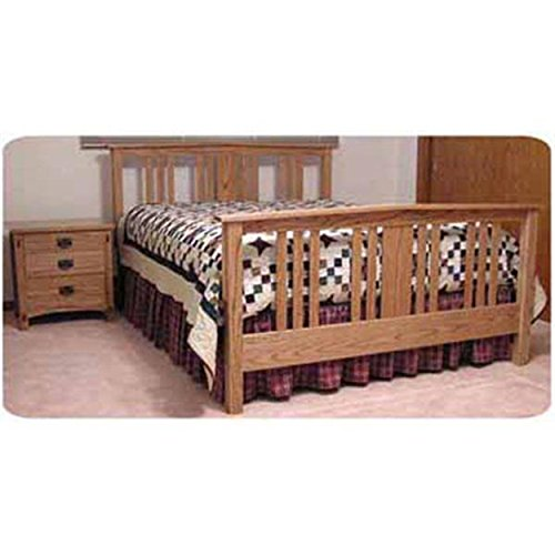 Price comparison product image Woodworking Project Paper Plan to Build Mission Beds