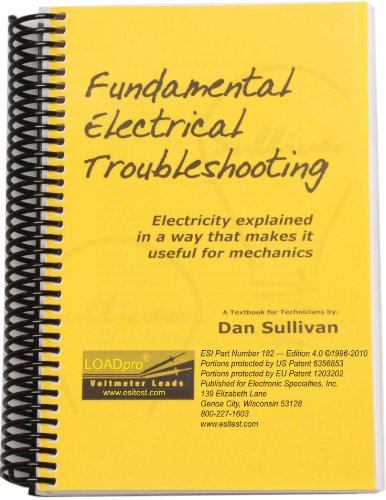 electronic-specialties-182-fundamental-electrical-troubleshooting-book
