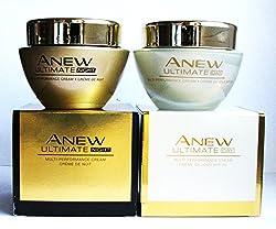 Avon Anew Ultimate Multi-performance : Day Cream + Night Cream Set !