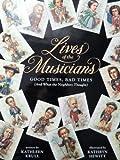 Lives of the Musicians, Kathleen Krull, 0152002855