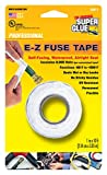 Super Glue Super Glue 15411-12 EZ Fuse Silicone Tape, White, 10-Feet, 12-Pack(Pack of 12)