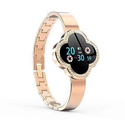 VERYMIN Reloj Inteligente 2019 Reloj Inteligente Diseño de ...