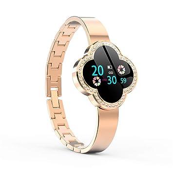 VERYMIN Reloj Inteligente 2019 Reloj Inteligente Diseño de la ...