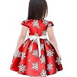 Tueenhuge Baby Girls Christmas Dress Toddler