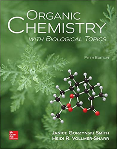 Organic chemistry with biological topics janice gorzynski smith dr organic chemistry with biological topics 5th edition by janice gorzynski smith fandeluxe Gallery