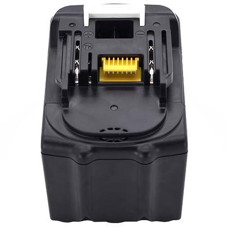2 x BL1850 18 V 5.0 Ah Li-Ion batería de repuesto para ...