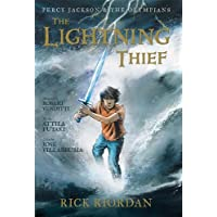 Percy Jackson and the Olympians The Lightning Thief: The Graphic Novel