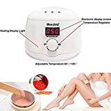 Product review for YJYdada Digital Display Wax Warmer 110V, Hair Removal Hot Wax Warmer Heater Machine Pot Depilatory