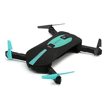 Drone Mini Cámara HD Control Remoto Aviones de Cuatro Ejes WiFi ...