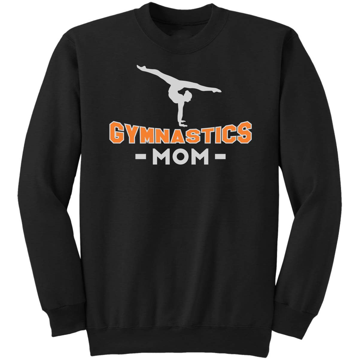 DoozyGifts99 Gymnastics Mom-Giftf Ideas Cute Gym Sweatshirt