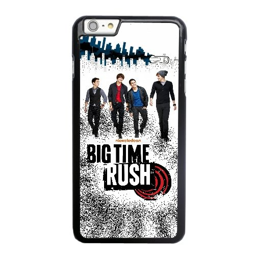 Coque,Apple Coque iphone 6 6S (4.7 pouce) Case Coque, Generic Big Time Rush Cover Case Cover for Coque iphone 6 6S (4.7 pouce) Noir Hard Plastic Phone Case Cover