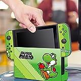 Controller Gear Skin & Screen Protector Set Super Mario Evergreen