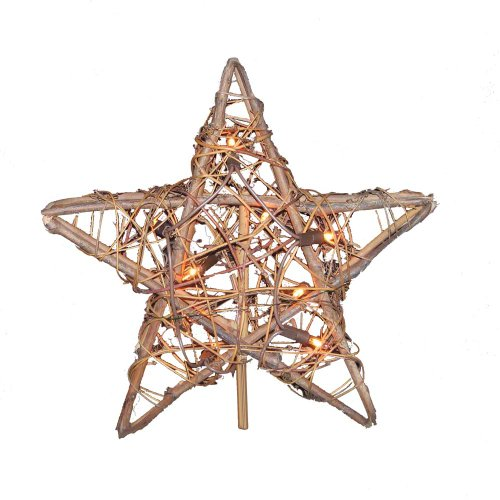 Top 10 best christmas tree star topper light large for 2020