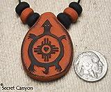 Turtle Totem Symbol Amulet Western Native American Indian Hopi Pendant