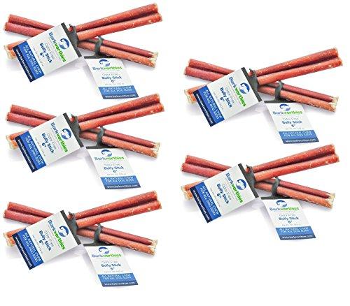 Barkworthies Bully Stick - Odor Free - Standard 6