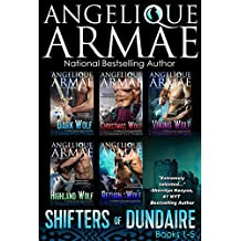 Shifters of Dundaire (Books 1-5)