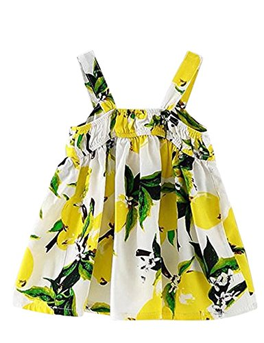 ZAH Newborn Infant Baby Girls Clothes Plaids Checks Romper Jumpsuit Bodysuit Outfits (Cheap Baby Dresses)