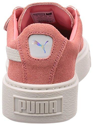 Bianco Rosa Sneakers Platform 365224 Strap Wn's 38 Puma 01 Rosa zq1xBXxw