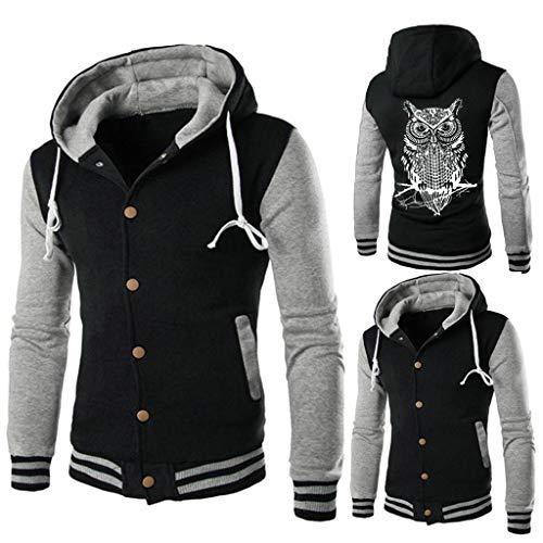 Women's Winter Hoodie Baseball Uniform Fleece Hooded Button Up Sweatshirt Jacket Coat Outwear Blouse Overalls Gray (Baseball Uniform Sleeveless)