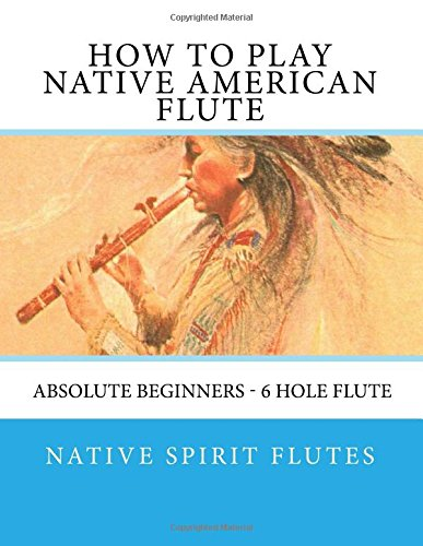 How to Play Native American Flute - Absolute Beginners - 6 Hole Flute