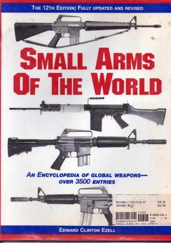Small Arms of the World: 12th Edition (Military Arms Small)