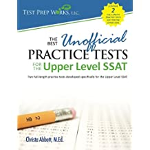 The Best Unofficial Practice Tests for the Upper Level SSAT