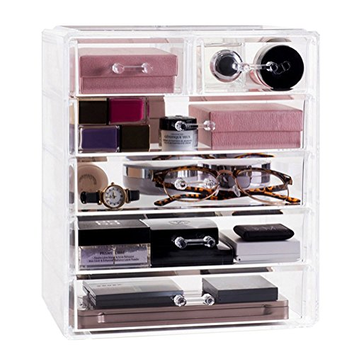 cq-acrylic-4-large-and-2-small-drawers-makeup-organizer-and-makeup-storage95x71x113clearpack-of-1