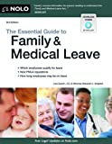 img - for Essential Guide to Family & Medical Leave book / textbook / text book