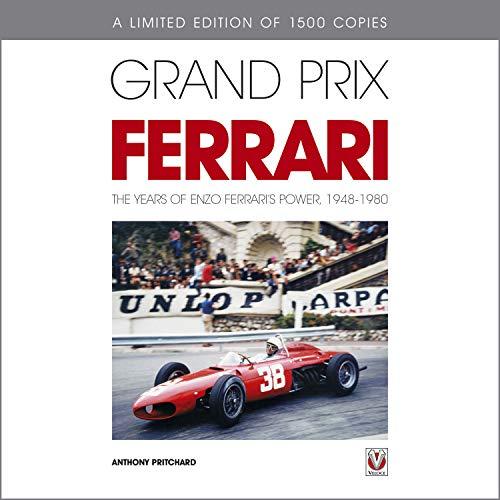 1980 Ferrari - Grand Prix Ferrari: The Years of Enzo Ferrari's Power, 1948-1980
