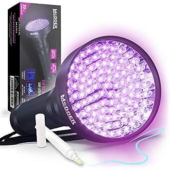 Uvbeast New Version 2 Black Light Uv Flashlight With