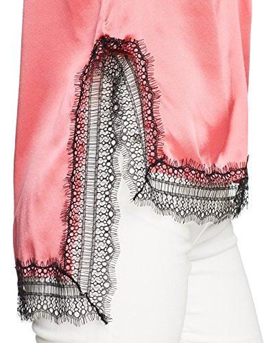 Multicolore rosa Canottiera Pinko Nz9 nero Donna SqCqRzE